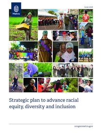 Strategic plan to advance racial equity, diversity and inclusion