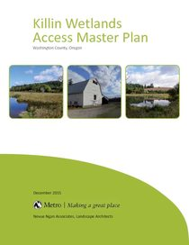 Killin Wetland access master plan