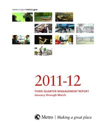 2011-12 quarter 3 management report