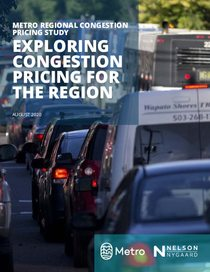 Exploring Congestion Pricing For The Region