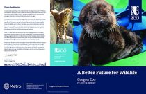 2017-18 Oregon Zoo Annual Report