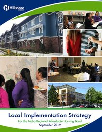 City of Hillsboro's local implementation strategy
