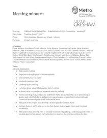 Gabbert Butte Stakeholder Meeting 2 minutes