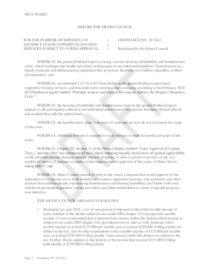 Draft Ordinance 20-1442