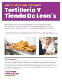 Tortilleria y Tienda De Leon's - English