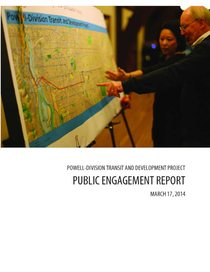 Public engagement report for March 2014