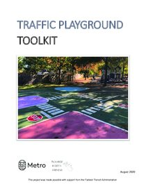 Traffic playground toolkit