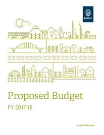 FY 2017-18 proposed budget