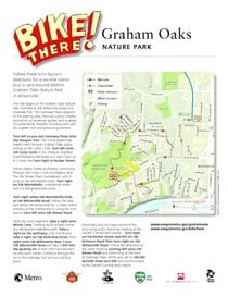 Graham Oaks biking tour