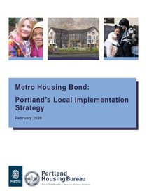 City of Portland's local implementation strategy