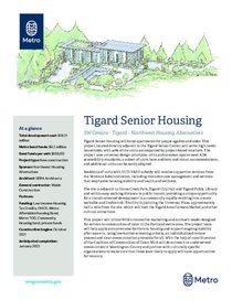 Tigard Senior Housing