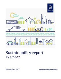2016-17 Sustainability Report