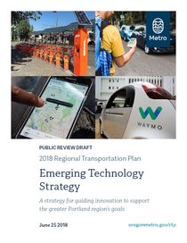 Emerging Technology Strategy appendices