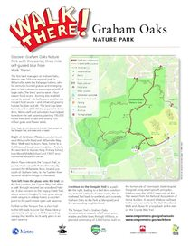 Graham Oaks walking tour