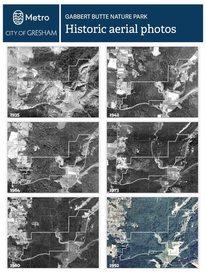 Gabbert Butte Historic Aerial Photos