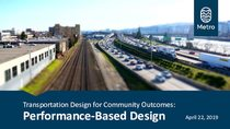 Morning presentation: performance-based design workshop