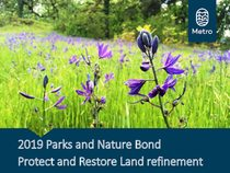 Protect and restore land program update