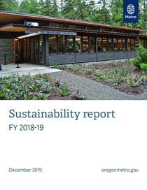 2018-19 Sustainability Report