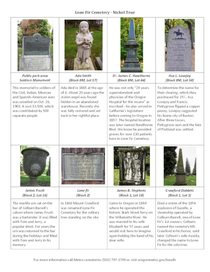 Lone Fir Cemetery nickle tour