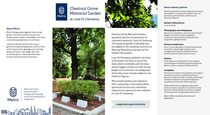 Chestnut Grove brochure