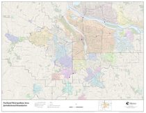 Jurisdictional Boundaries Maps Metro