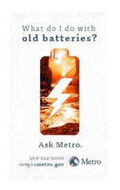 Batteries magnet