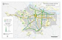 Task Force Corridor Exercise: Corridors of Interest and Growth Areas