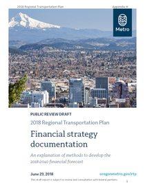 Appendix H - Draft financial strategy documentation