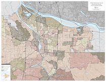 Hauler franchise boundaries: Multnomah County