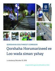 SWEDS Report - Somali