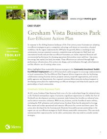 Gresham Vista Business Park case study