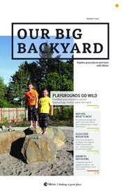Our Big Backyard: Summer 2014