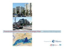 Transit-oriented Development Program Strategic Plan