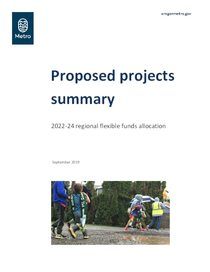 Project summaries booklet