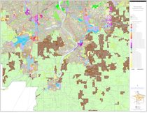 Generalized Zoning Map: Clackamas County