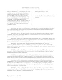 Parks and Nature bond measure: Full proposed text