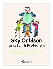 Sky Orbison teachers discussion guide