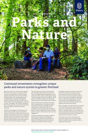 Parks and Nature Annual Report 2019-20