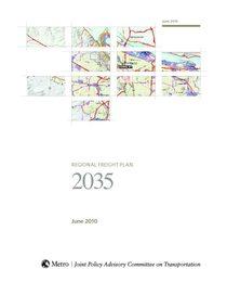 Regional Freight Plan