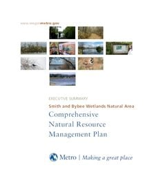 Smith and Bybee Comprehensive Natural Resource Plan Executive Summary