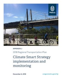 Appendix J - Climate Smart Strategy implementation and monitoring