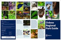 Oxbow Regional Park Brochure with Map