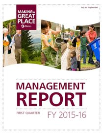 2015-16 quarter 1 management report