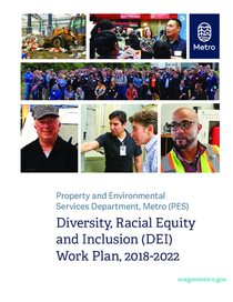 Property and Environmental Services racial equity, diversity and inclusion action plan