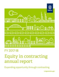 Equity in contracting annual report FY 2017-18