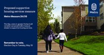 Measure 26-210: Supportive housing services postcard