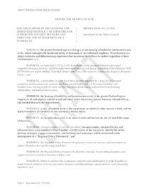 Draft Resolution 20-5085