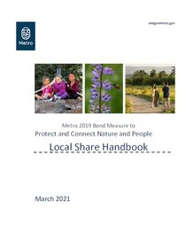 Local share handbook