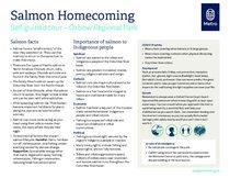 Salmon Homecoming self-guided tour