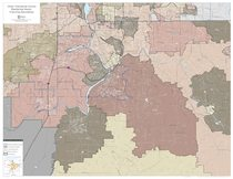 Hauler franchise boundaries: Clackamas County